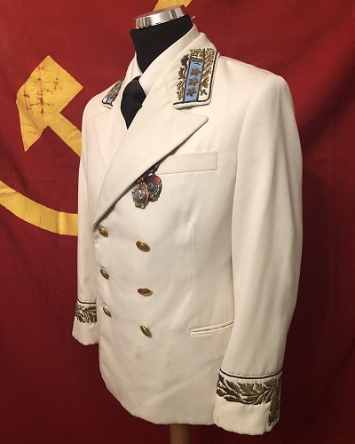 Soviet Ambassador M1954 parade dress uniform tunic