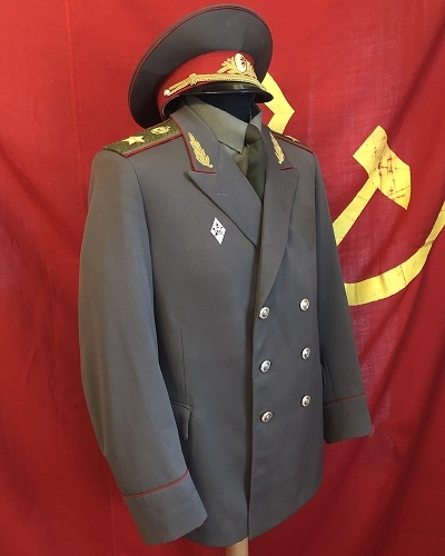 Soviet Marshal of Engineering daily service uniform